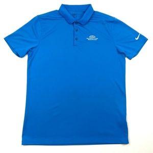 Nike Golf DRI-FIT Short Sleeve Polo Men's Medium